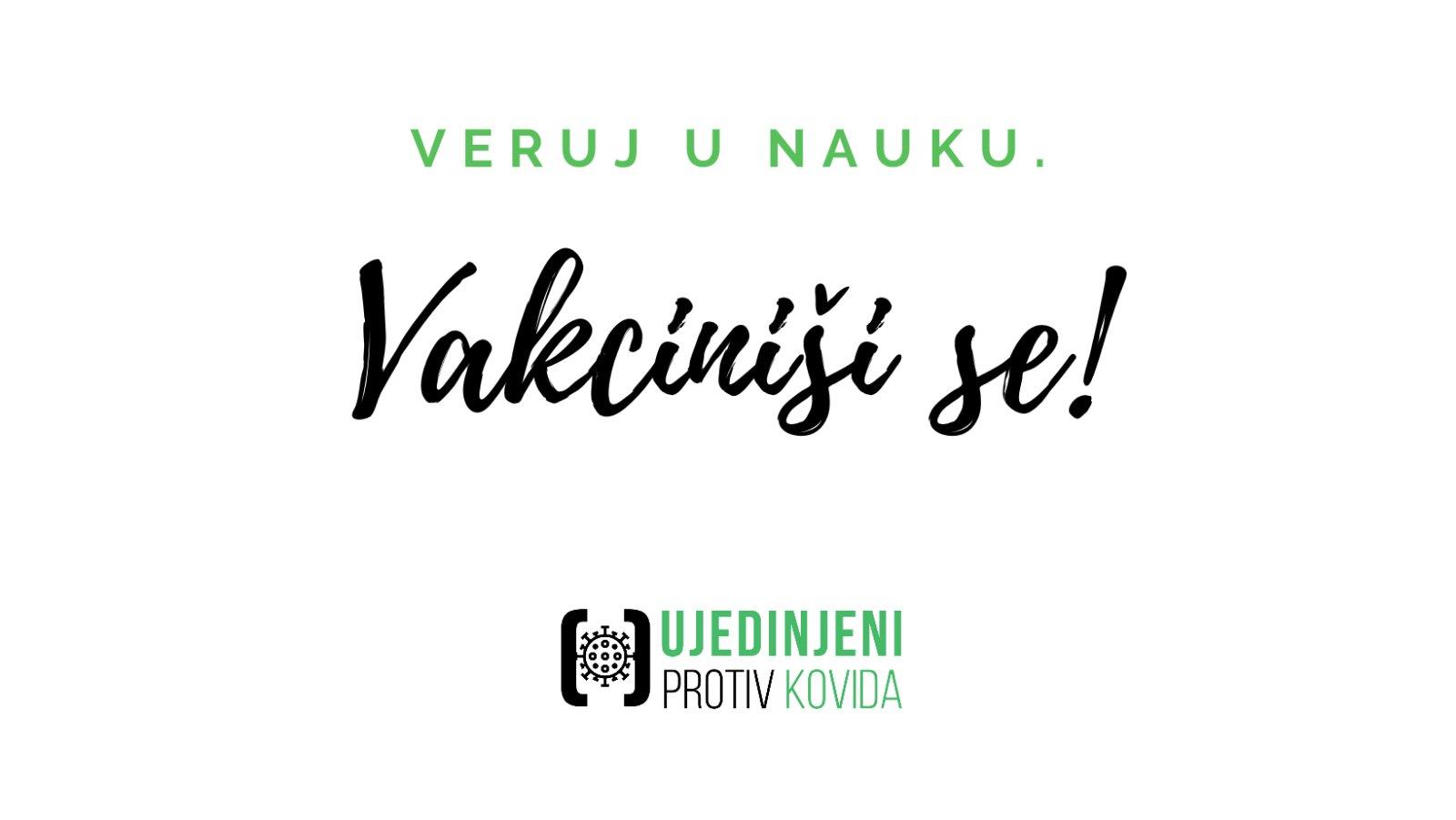 Pregled vakcina koje se koriste u Srbiji